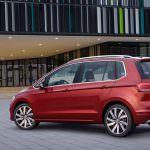 Рестайлинг Volkswagen Golf Sportsvan 2018 года