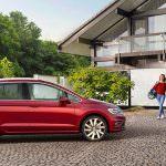 Обновление Volkswagen Golf Sportsvan 2018 года