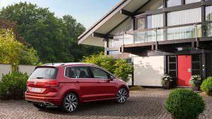Volkswagen Golf Sportsvan 2018 года