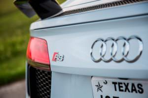 Новая Audi R8 V10. Тюнинг от Hennessey