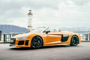 Фото | Тюнинг Audi R8 Spyder V10 Plus от ABT Sportsline