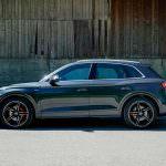 Новая Audi SQ5 на 20-дюймовых колесах от ABT Sportsline