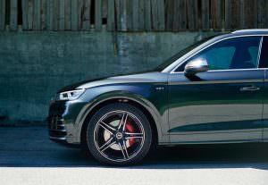 Пятиспицевые колеса для Audi SQ5 от ателье ABT Sportsline