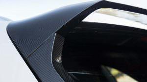 Карбоновый спойлер на крышу Bentley Bentayga от DMC