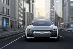 Audi Aicon Concept: электрокар с запасом хода 800 км