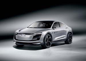 Audi Elaine Concept: электрокар с автопилотом уровня 4