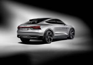 Электрокар с автопилотом Audi Elaine Concept