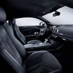 Интерьер Audi R8 V10 RWS