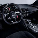 Фото салона Audi R8 V10 RWS