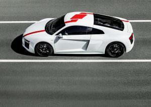 Заднеприводная Audi R8 V10 RWS