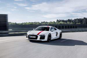 Суперкар Audi R8 V10 RWS без quattro