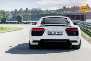 Моноприводная Audi R8 V10 RWS