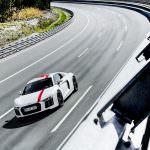 Моноприводная Audi R8 V10 RWS от подразделения Audi Sport