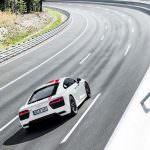 Новая Audi R8 V10 RWS от подразделения Audi Sport
