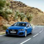 2018 Audi RS4 Avant нового поколения