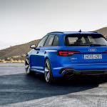 Горячий универсал Audi RS4 Avant нового поколения
