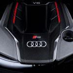 Двигатель V6 под капотом Audi RS4 Avant 2018