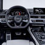 Фото салона Audi RS4 Avant 2018