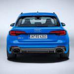 Новый универсал Audi RS4 Avant 2018