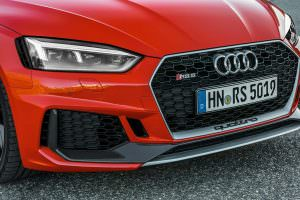 Передний бампер Audi RS5 Coupe Carbon Edition