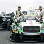 Bentley Continental GT3 команды Team Parker Racing
