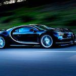 Гиперкар Bugatti Chiron установил рекорд 0-400-0 км/ч