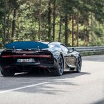 Bugatti Chiron под управлением Хуана Пабло Монтойи