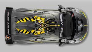 Новый Lamborghini Huracan Super Trofeo Evo
