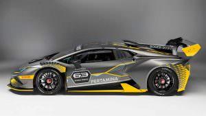 Трековый Lamborghini Huracan Super Trofeo Evo
