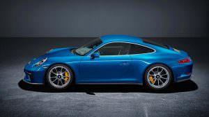 Новый Porsche 911 GT3 Touring Package