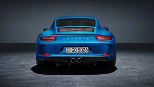 Новая Porsche 911 GT3 Touring Package