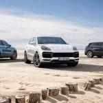 Новое поколение Porsche Cayenne Turbo 2018