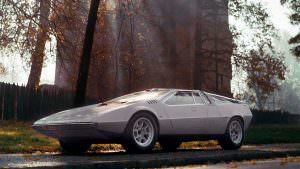 Porsche Tapiro 1970 года