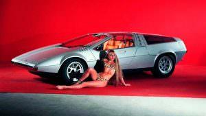 Porsche Tapiro и модель в 1970-х
