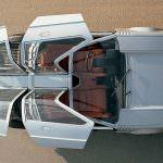 Porsche Tapiro. Дизайн от ItalDesign