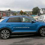 Шпионские фото Volkswagen T-Roc R на тестах