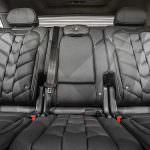 Шикарный задний диван Bentley Bentayga Le Mans Edition