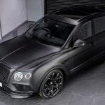 Чёрный Bentley Bentayga Le Mans Edition от Kahn