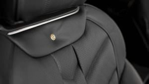Обивка сидений Bentley Bentayga Le Mans Edition