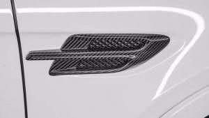 Накладки на передние крылья Bentley Bentayga от Carbon Pro