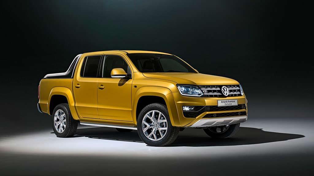 Самый дорогой Volkswagen Amarok Aventura