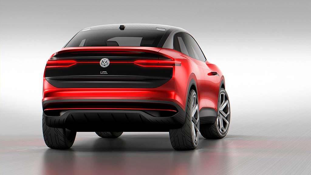 Электрокроссовер VW I.D. Crozz II Concept