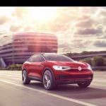 Купе-кроссовер VW I.D. Crozz II Concept