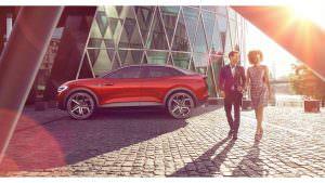 Новый Volkswagen I.D. Crozz II Concept