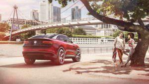 2017 Volkswagen I.D. Crozz II Concept