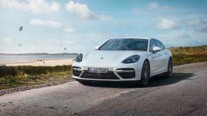 Гибрид Porsche Panamera Turbo S E-Hybrid Sport Turismo