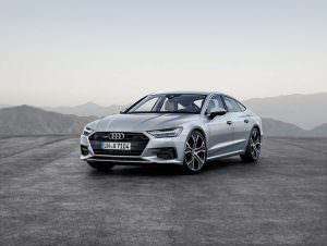 Хэтчбек Audi A7 нового поколения 2019