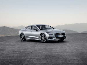 Новое поколение Audi A7 2019