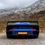 Фото суперкара Porsche 911 GT1
