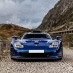 Суперкар Porsche 911 GT1. Один из 25 выпущенных